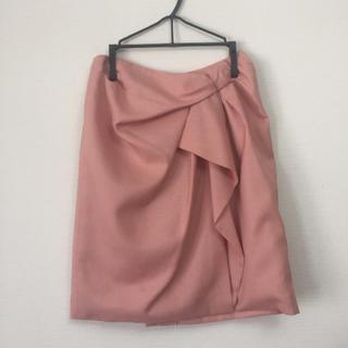 ジャスグリッティー(JUSGLITTY)のジャスグリッティー  ★ピンクスカート(ひざ丈スカート)