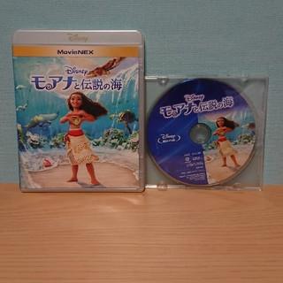 Disney - 【新品・未再生】モアナと伝説の海☆ブルーレイのみ