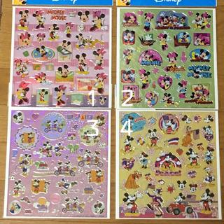 ディズニー(Disney)のDisneyシール☆2枚400円!!(しおり/ステッカー)