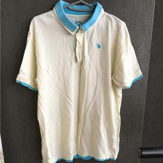 ガッチャ(GOTCHA)のGOTCHA ポロシャツ(Lサイズ)(ポロシャツ)