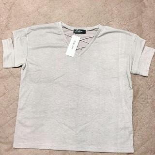 アンビー(ENVYM)のアンビー トップスタグ付き(Tシャツ(半袖/袖なし))