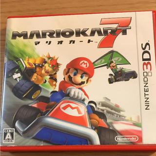ニンテンドー3DS - マリオカート7  任天堂3DS