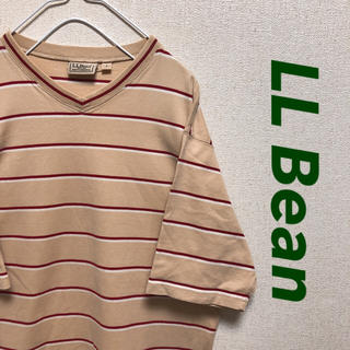 エルエルビーン(L.L.Bean)のL.L.BEAN 半袖 tシャツ (Tシャツ/カットソー(半袖/袖なし))
