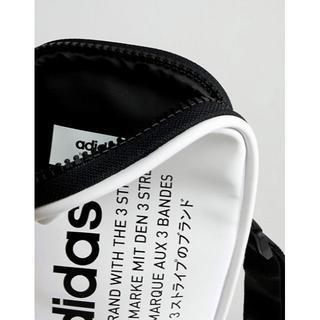 アディダス(adidas)の送料込み adidas(アディダス) ポシェット ボディバッグ 肩掛け ホワイト(ショルダーバッグ)