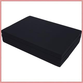 送料無料✦マットレス  シングル 厚さ6cm (ブラック)(シングルベッド)