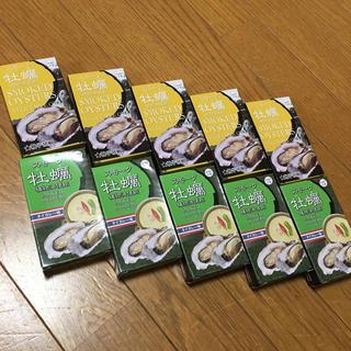 牡蠣の燻製  10個セット(缶詰/瓶詰)