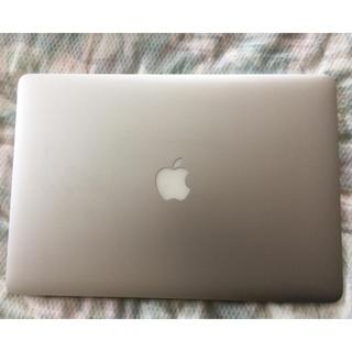 マック(Mac (Apple))のMacBook Pro (Retina, 15-inch, Late 2013)(ノートPC)