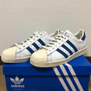 アディダス(adidas)のadidas originals superstar 80s 26.5cm(スニーカー)