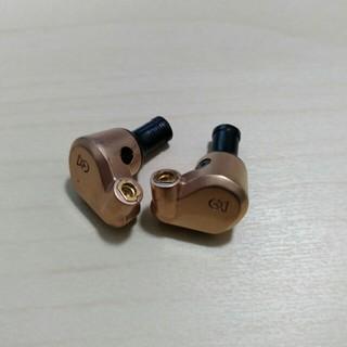 オーディオテクニカ(audio-technica)のcampfire audio DORADO(ヘッドフォン/イヤフォン)