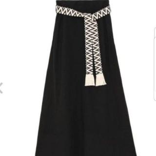 ミラオーウェン(Mila Owen)の新品タグ付MilaOwenミラオーウェン スカート(ロングスカート)
