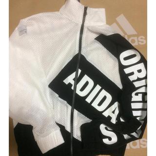 アディダス(adidas)の【定価11000➕税】adidas Originals ブルゾン メッシュ(その他)
