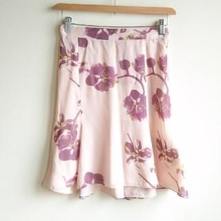 エマニュエルウンガロ(emanuel ungaro)の未使用定価241500 emanuel ungaro parisスカート(ひざ丈スカート)