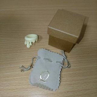 キューポット(Q-pot.)のQ-pot. メルトリング コンデンスミルク キューポット(リング(指輪))