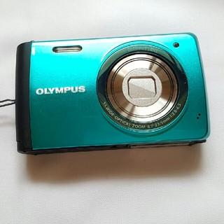 OLYMPUS - 値下げ オリンパス STYLUS VH-410 デジカメ 本体