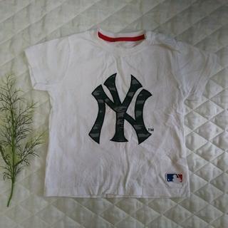 しまむら - NYヤンキース Tシャツ 100センチ