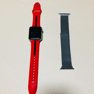 アップル(Apple)のApple Watch 本体のみ(スマートフォン本体)