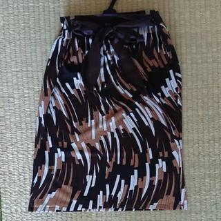 クードシャンス(COUP DE CHANCE)のCDEC  膝丈スカート(ひざ丈スカート)