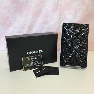 CHANEL - CHANEL アイコンライン 二つ折り長財布
