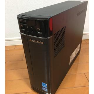 レノボ(Lenovo)のデスクトップPC レノボ 省スペースPC Windows10(デスクトップ型PC)