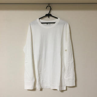 ユニクロ(UNIQLO)のUNIQLO U ロンT(Tシャツ/カットソー(七分/長袖))