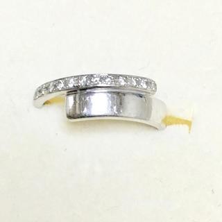 ヴァンドームアオヤマ(Vendome Aoyama)のk18 ヴァンドーム青山 ダイヤリング(リング(指輪))