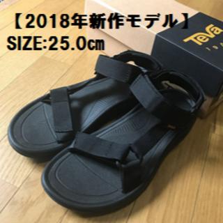 テバ(Teva)の【りきさま専用】Teva ハリケーン XLT2 ブラック 黒 25㎝ 新品(サンダル)