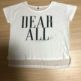 ピンクラテ(PINK-latte)のピンクラテ♡160cmTシャツ(Tシャツ/カットソー)