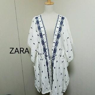 ザラ(ZARA)のZARA カーディガン(カーディガン)