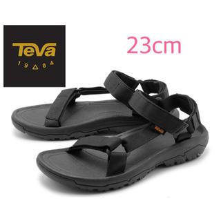 テバ(Teva)のTeva テバ ハリケーン23cm 1回のみ使用(サンダル)
