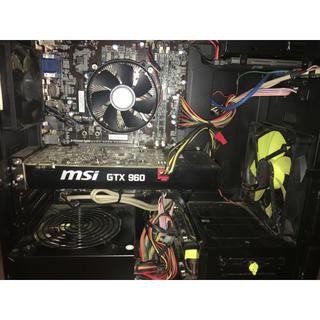 BTOパソコン ゲーミングpc GTX960(デスクトップ型PC)