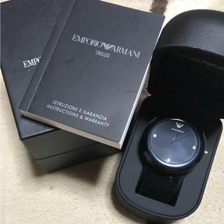 エンポリオアルマーニ(Emporio Armani)のEMPORIO ARMANI エンポリオアルマーニ メンズ 腕時計 AR7336(腕時計(アナログ))