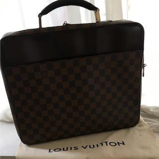 ルイヴィトン(LOUIS VUITTON)のルイヴィトン  ダミエ パソコン ビジネスバッグ 正規品(ビジネスバッグ)