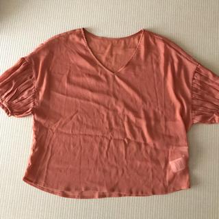 アースミュージックアンドエコロジー(earth music & ecology)のみーちゃん様専用半袖チュニックとボーダーTシャツ(チュニック)