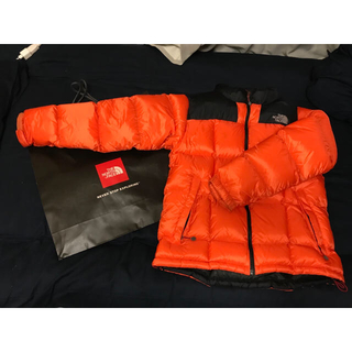 THE NORTH FACE - THE NORTH FACE ヌプシ ダウンジャケット