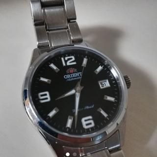 オリエント(ORIENT)のオリエント機械式スケルトン(腕時計(アナログ))