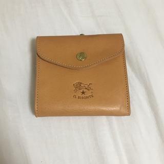 イルビゾンテ(IL BISONTE)のイルビゾンテがま口財布(財布)