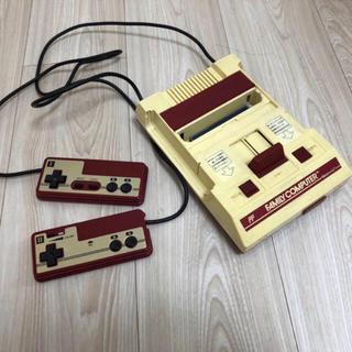 ニンテンドウ(任天堂)の任天堂 ファミリー コンピューター 本体(家庭用ゲーム本体)