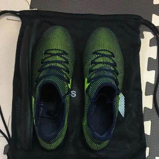 アディダス(adidas)のアディダス X17.1 fg/ag 27.5(シューズ)