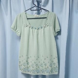 アクシーズファム(axes femme)のジルスチュアート Tシャツ(Tシャツ(半袖/袖なし))