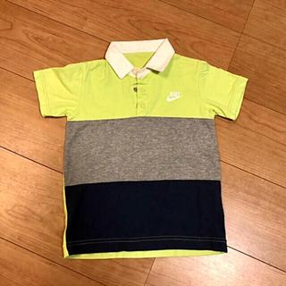 ナイキ(NIKE)の値下げ!¥880→700 美品✫  NIKE ポロシャツ Tシャツ 100(Tシャツ/カットソー)