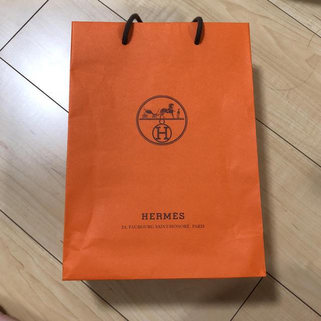 03862e32e6d8 Hermes - エルメス ショップ袋の通販 by ひぃ(^-^)'s shop|エルメスなら ...