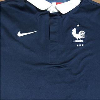 ナイキ(NIKE)のナイキ ポロシャツ 2014 フランス(Tシャツ/カットソー)