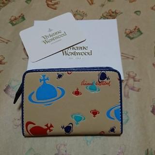 ヴィヴィアンウエストウッド(Vivienne Westwood)の【お箱付き】オーブがオシャレ可愛いコインケース(財布)
