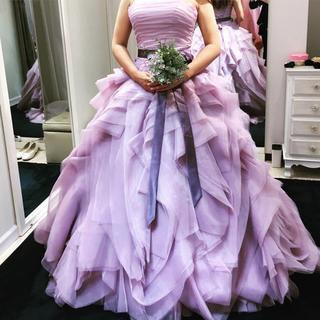 YNS カラードレス(ウェディングドレス)