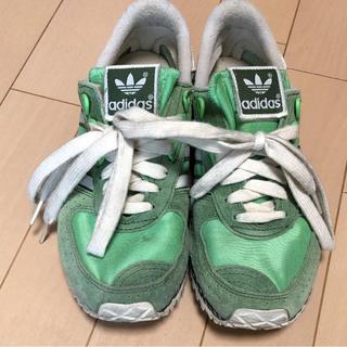 アディダス(adidas)の[adidas]スニーカー 22.5cm〜23.5cm(スニーカー)