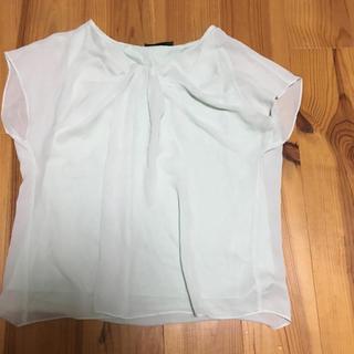 アンタイトル(UNTITLED)のuntitled 日本製カットソー(カットソー(半袖/袖なし))