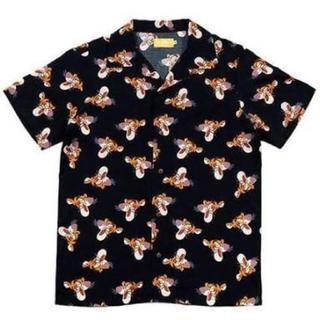 ディズニー(Disney)のティガー ☆アロハシャツ S.M.L(シャツ/ブラウス(半袖/袖なし))