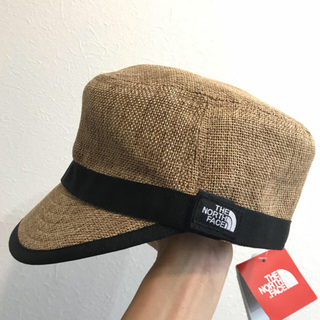 THE NORTH FACE - 【新品未使用】THE NORTH FACE HYKE CAP 即日発送可!