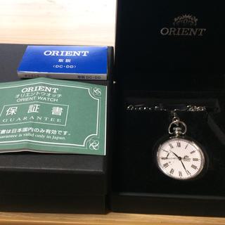 オリエント(ORIENT)のオリエント 懐中時計(その他)