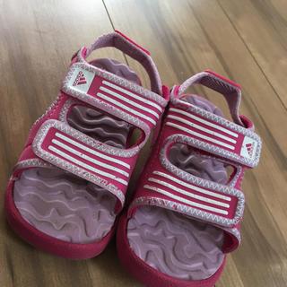 アディダス(adidas)のサイズ13.0 adidas アディダス サンダル (サンダル)